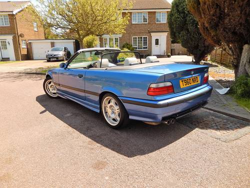 BMW M3 3.2 EVO CONVERTIBLE  SOLD (picture 3 of 6)