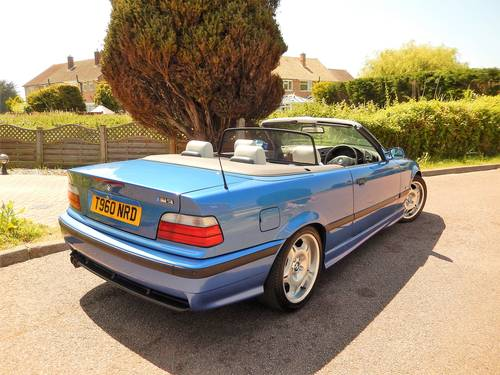 BMW M3 3.2 EVO CONVERTIBLE  SOLD (picture 4 of 6)