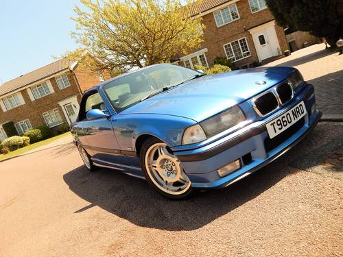 BMW M3 3.2 EVO CONVERTIBLE  SOLD (picture 5 of 6)