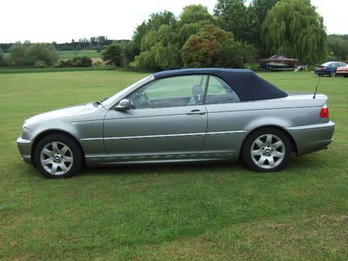 2004 BMW E46 318Ci 2.0 SE Convertible 51,500 miles For Sale (picture 4 of 6)