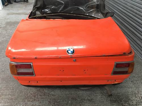 1973 BMW 2002 BAUR CABRIOLET - PROJECT, SAME OWNER 30YR SOLD (picture 3 of 6)