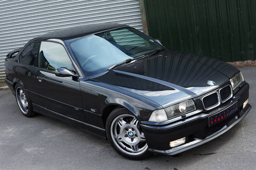 BMW M3 E36, 1993, 115,000 miles, Black 'Vader' Interior, FSH SOLD (picture 4 of 4)