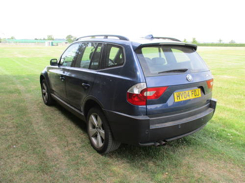 2004 BMW - X3 -4x4 - Long MOT  SOLD (picture 2 of 6)