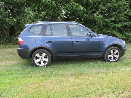 2004 BMW - X3 -4x4 - Long MOT  SOLD (picture 6 of 6)