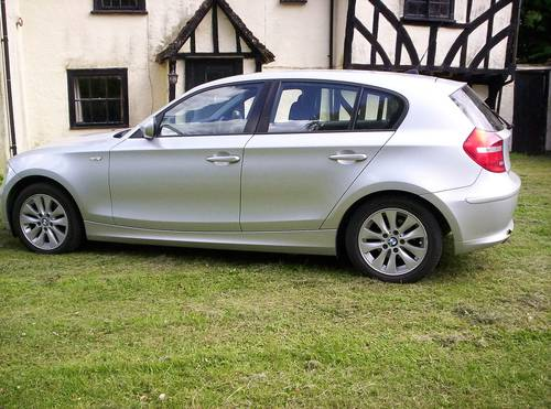 2011 BMW 116 ES 5 DOOR 6 SPEED MANUAL DIESEL SOLD (picture 1 of 6)