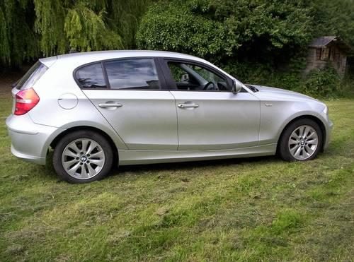 2011 BMW 116 ES 5 DOOR 6 SPEED MANUAL DIESEL SOLD (picture 2 of 6)