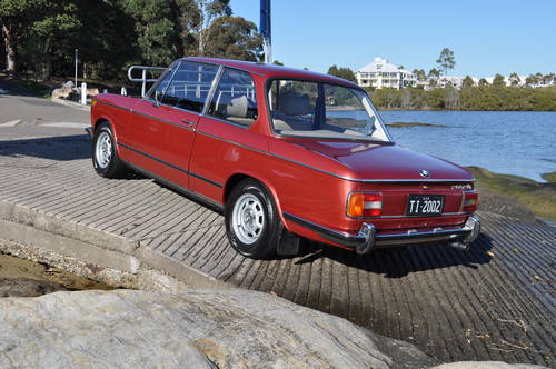 BMW 2002 Tii 1974 RHD Excellent condition with full history SOLD (picture 2 of 6)