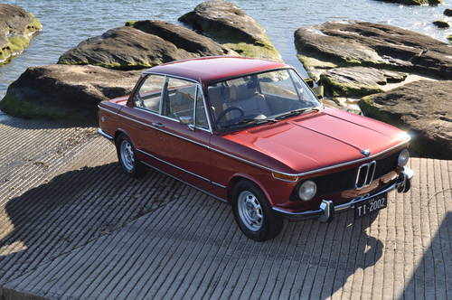 BMW 2002 Tii 1974 RHD Excellent condition with full history SOLD (picture 3 of 6)