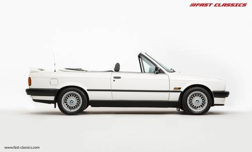 1993 BMW E30 318i Cabriolet SOLD (picture 1 of 6)