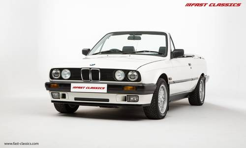 1993 BMW E30 318i Cabriolet SOLD (picture 2 of 6)