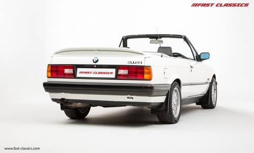 1993 BMW E30 318i Cabriolet SOLD (picture 3 of 6)