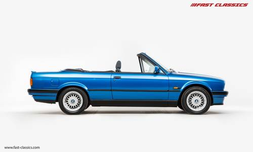 1991 BMW E30 318i Design Edition SOLD (picture 1 of 6)