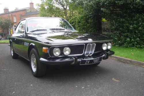 1973 BME 3.0 CS Coupe Auto For Sale (picture 1 of 6)