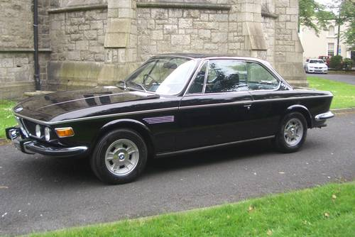 1973 BME 3.0 CS Coupe Auto For Sale (picture 3 of 6)