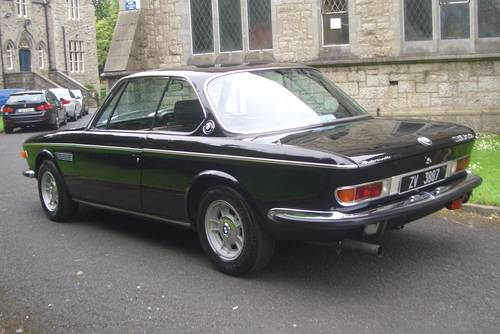 1973 BME 3.0 CS Coupe Auto For Sale (picture 4 of 6)