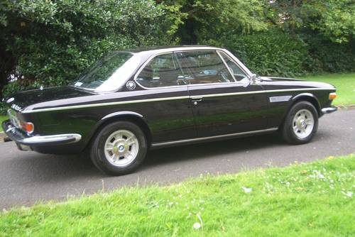 1973 BME 3.0 CS Coupe Auto For Sale (picture 6 of 6)