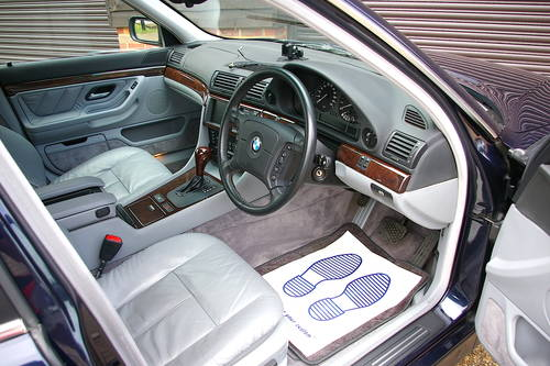 1996 BMW 740i V8 Automatic Saloon (34,782 miles) SOLD (picture 4 of 6)