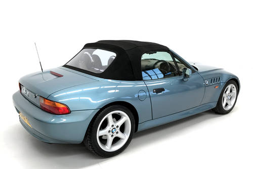 1997 Bond Spec BMW Z3 1.9 amazing condition SOLD (picture 2 of 6)