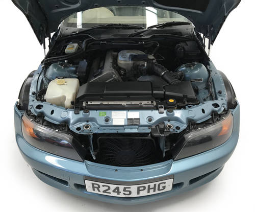1997 Bond Spec BMW Z3 1.9 amazing condition SOLD (picture 3 of 6)