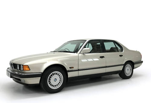 1989 Beautiful rare BMW 735i SE SOLD (picture 1 of 6)