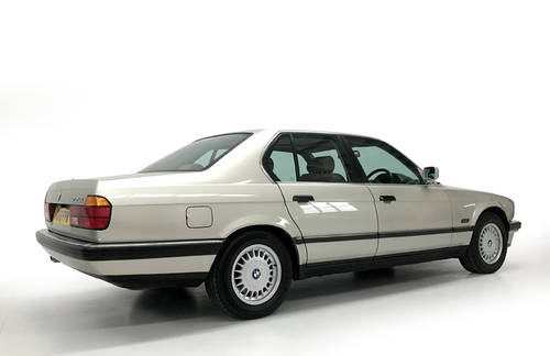 1989 Beautiful rare BMW 735i SE SOLD (picture 2 of 6)