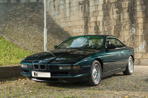1996 BMW 840 Ci A – 121.000Kms – Perfect condition! SOLD (picture 1 of 6)