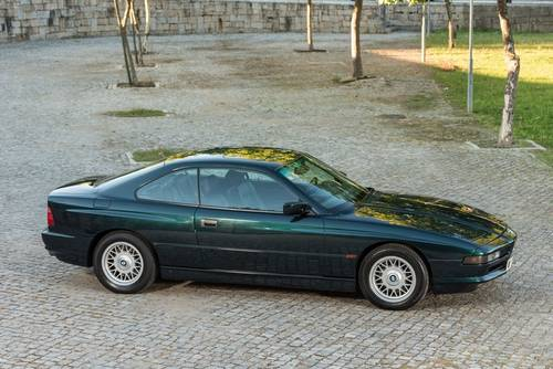 1996 BMW 840 Ci A – 121.000Kms – Perfect condition! SOLD (picture 3 of 6)