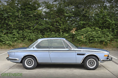 1973 E9 BMW 3.0 CSL UK RHD City Pack Car 1/500 For Sale (picture 1 of 6)