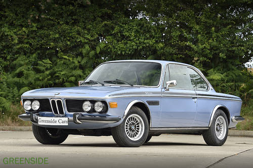1973 E9 BMW 3.0 CSL UK RHD City Pack Car 1/500 For Sale (picture 3 of 6)