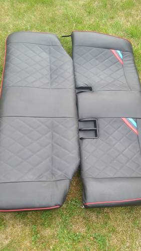 E30 BMW 325i 3DR FULL CUSTOM LEATHER INTERIOR For Sale (picture 3 of 6)
