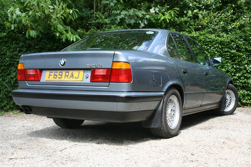 1988 e34 535i se manual - only 82k miles SOLD (picture 2 of 6)