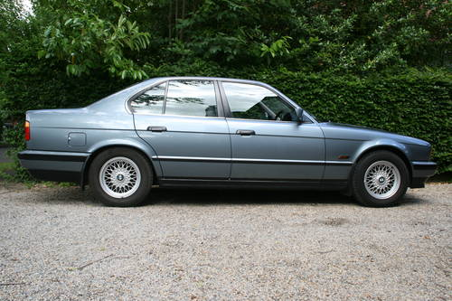 1988 e34 535i se manual - only 82k miles SOLD (picture 3 of 6)
