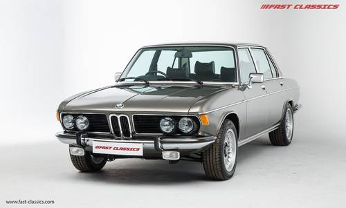 1977 BMW E3 3.3 LiA // THE BEST RHD IN THE WORLD For Sale (picture 2 of 6)