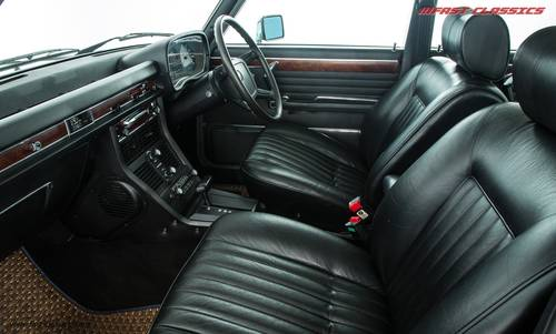 1977 BMW E3 3.3 LiA // THE BEST RHD IN THE WORLD For Sale (picture 4 of 6)