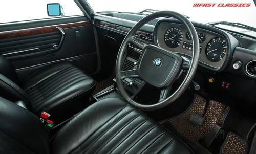 1977 BMW E3 3.3 LiA // THE BEST RHD IN THE WORLD For Sale (picture 5 of 6)
