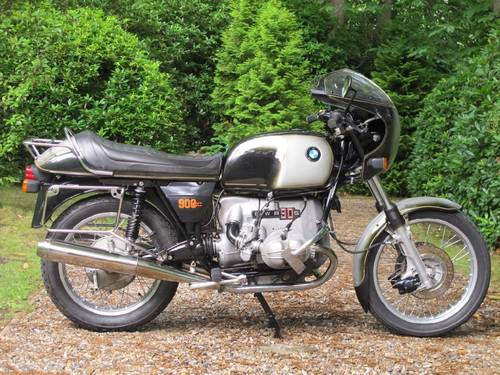Superb Bmw R90S 1975 Sold Car And Classic Wiring Database Obenzyuccorg