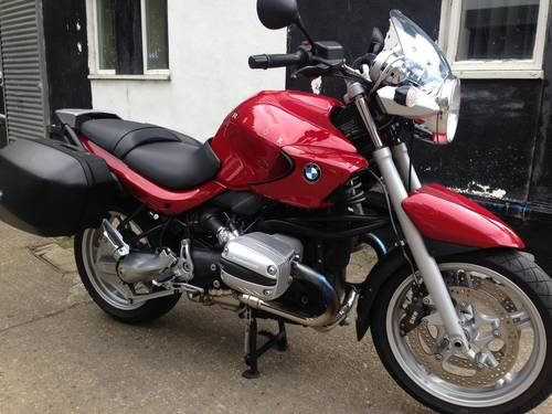 2003 Probably the best BMW R850 R on the planet ! SOLD (picture 1 of 6)