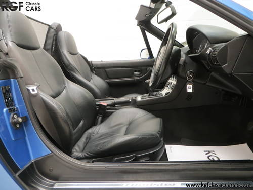 2002 A BMW Z3 2.2i Sport Edition Roadster with 64,863 Miles SOLD (picture 6 of 6)