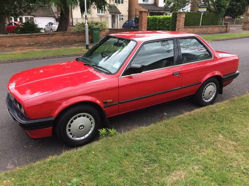 1988 BMW 316 (1.8) E30 Coupe No Sunroof - 97k SOLD (picture 2 of 6)