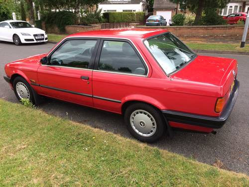 1988 BMW 316 (1.8) E30 Coupe No Sunroof - 97k SOLD (picture 3 of 6)