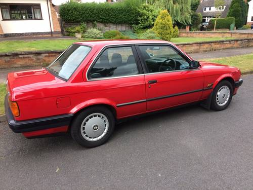 1988 BMW 316 (1.8) E30 Coupe No Sunroof - 97k SOLD (picture 4 of 6)