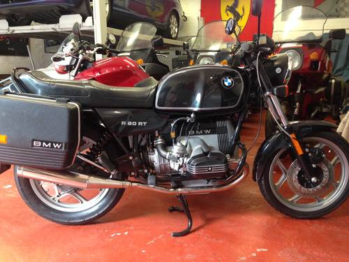 1992 Absolutely immaculate BMW R80 Airhead. SOLD (picture 6 of 6)