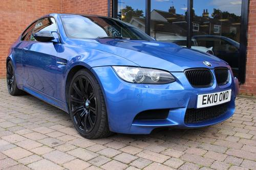 2010 BMW M3 4.0 V8 Monte Carlo DCT SOLD (picture 1 of 6)