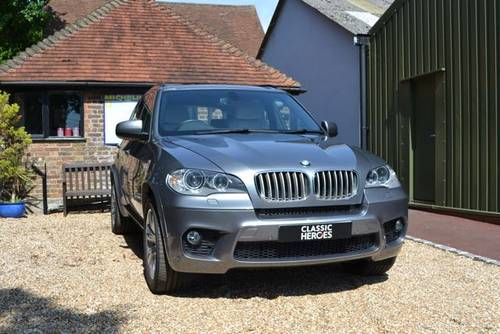 Immaculate BMW E70 X5 4.0d M Sport SOLD (picture 1 of 6)