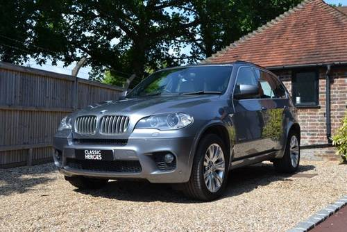 Immaculate BMW E70 X5 4.0d M Sport SOLD (picture 2 of 6)