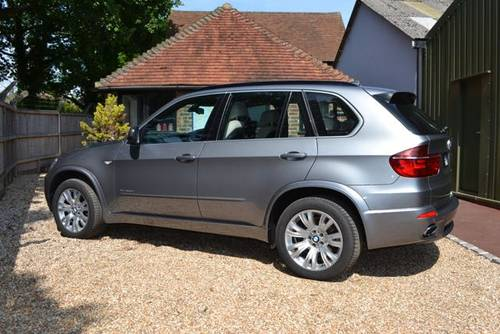 Immaculate BMW E70 X5 4.0d M Sport SOLD (picture 3 of 6)
