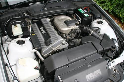 1998 318IS E36 COUPE - SAME OWNER FOR 16 YEARS - ONLY 75K  SOLD (picture 5 of 6)