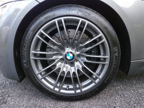 2013 BMW M3 E92 4.0 V8 GREY JUST 6,446 MILES ** CONCOURS ** SOLD (picture 2 of 6)