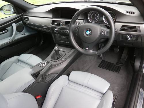 2013 BMW M3 E92 4.0 V8 GREY JUST 6,446 MILES ** CONCOURS ** SOLD (picture 6 of 6)