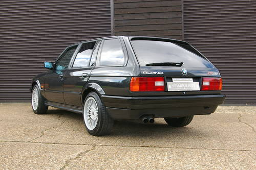 1992 BMW E30 325i Touring Automatic LHD (47,577 miles) SOLD (picture 3 of 6)